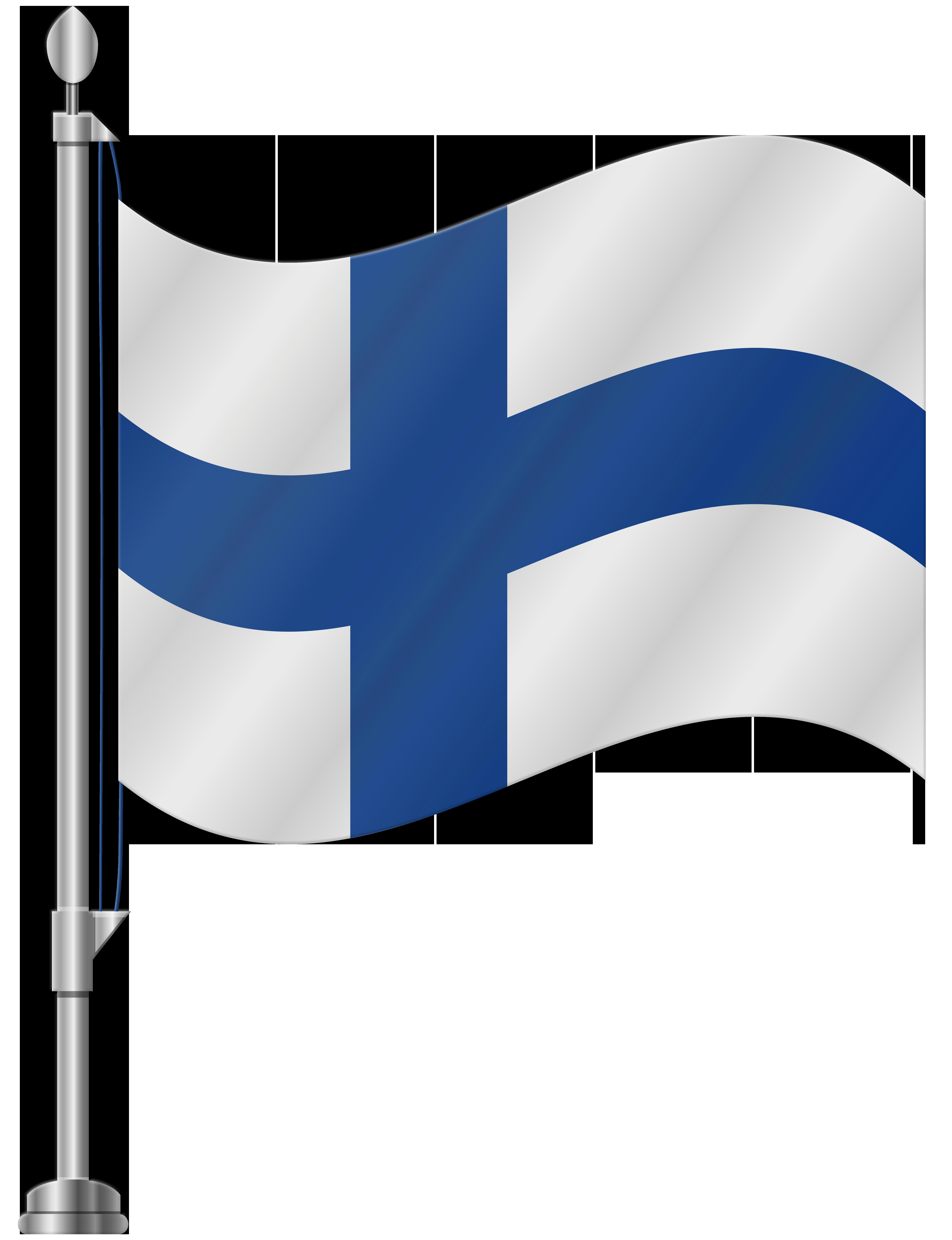 6141x8000 Finland Flag Png Clip Art
