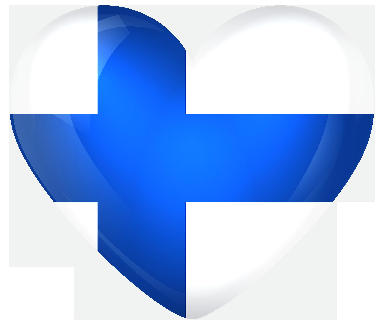 6000x5094 Finland Large Heart Flagu200b Gallery Yopriceville