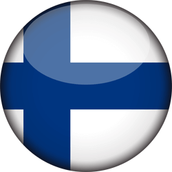 250x250 Finland Flag Clipart