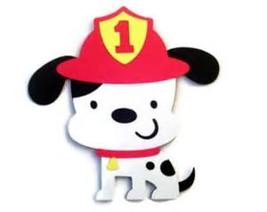 300x238 Dalmatian Clipart Dog Fire Hydrant