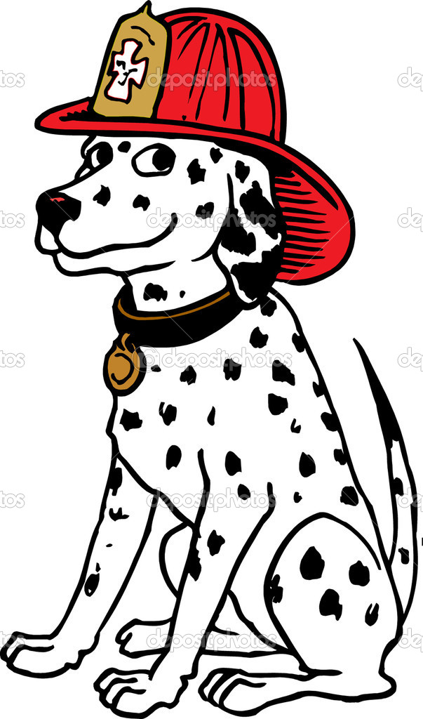603x1024 By The Fire Dog Clipart