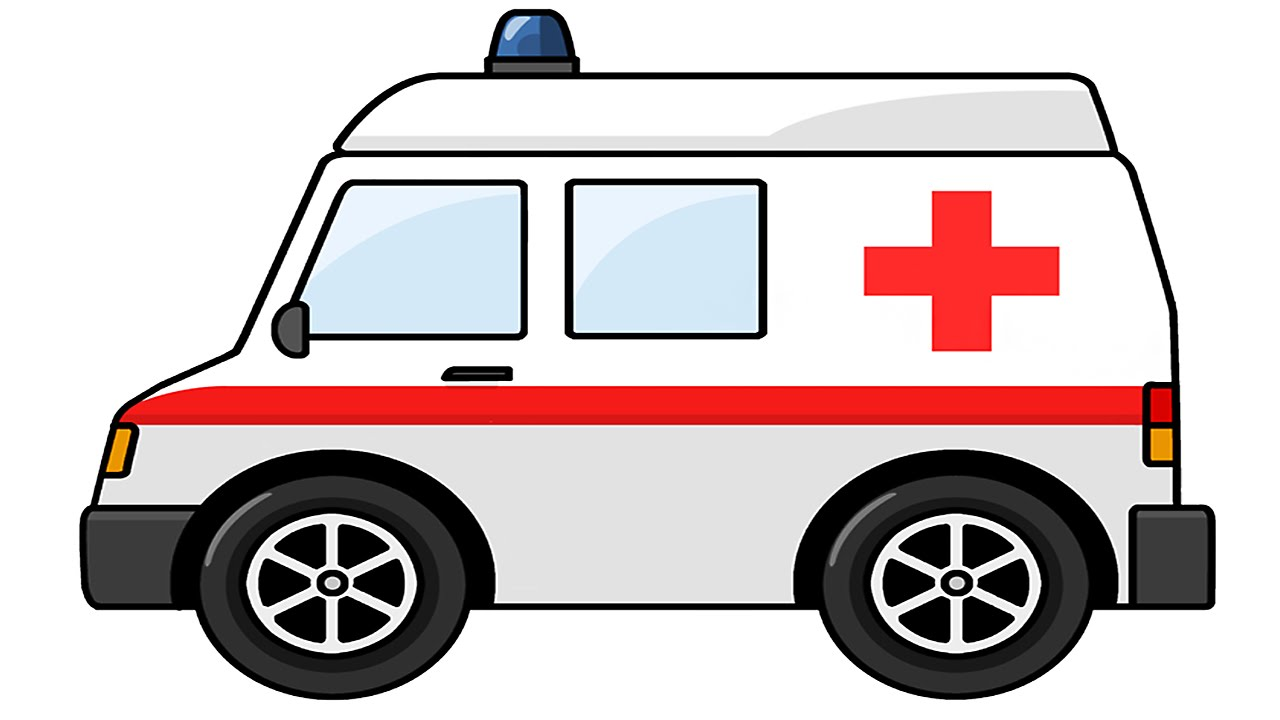 1280x720 Cartoon Ambulance Pictures Group