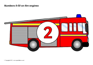 302x214 Early Years Fire Station Roleplay Posters, Signs, Labels