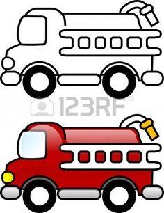 236x306 Fire Truck Coloring Page Firetrucks Fire Trucks