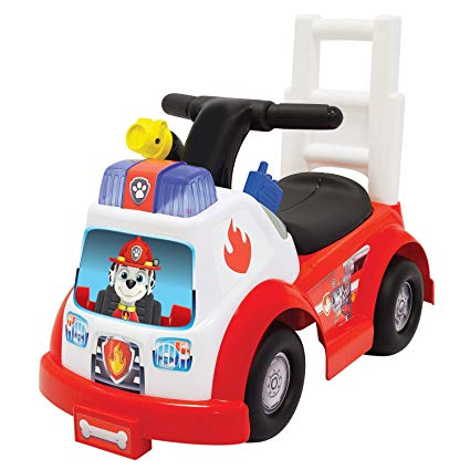 425x425 Paw Patrol Marshall Fire Engine Ride On Ride On Toys