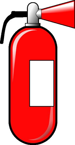 306x591 Fire Extinguisher Clip Art Free Vector 4vector