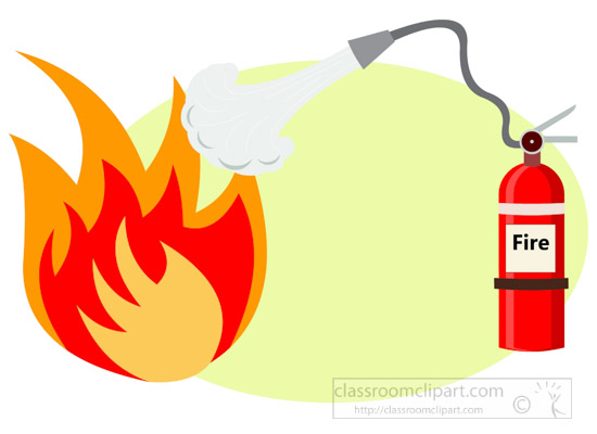 550x400 Safety Clipart Fire Safety Fire Extinguisher Clipart 710