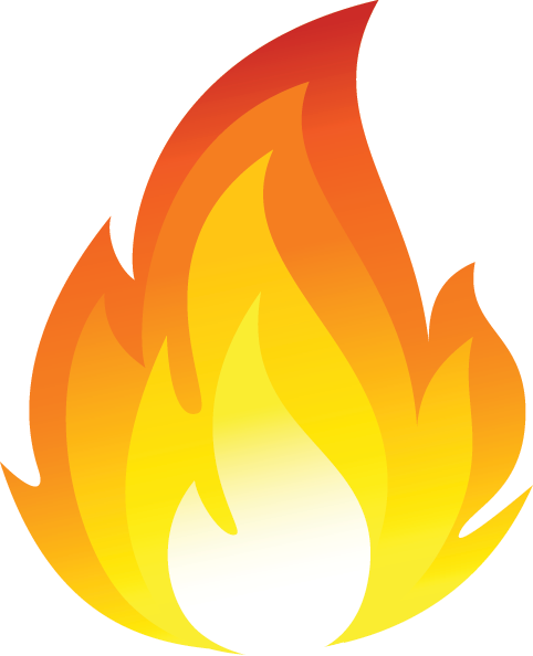 Fire Flames Clipart