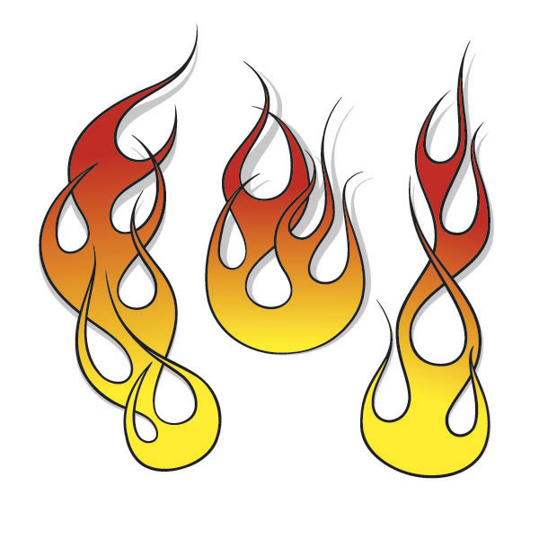 600x600 Free Fire Flame Clipart Flame Clipart