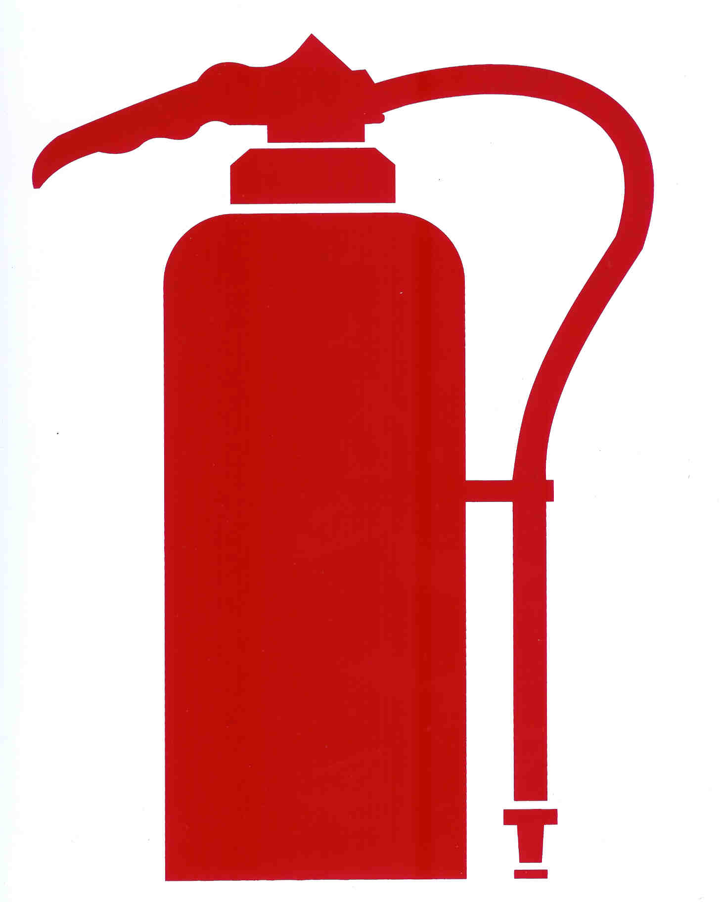 1462x1824 Fire Extinguisher Clipart