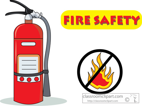 500x373 Fire Safety Clipart Clipart Panda
