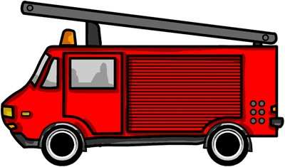 400x235 44 Free Fire Truck Clip Art