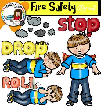 331x350 Fire Safety Clip Art By Artifex Teachers Pay Teachers