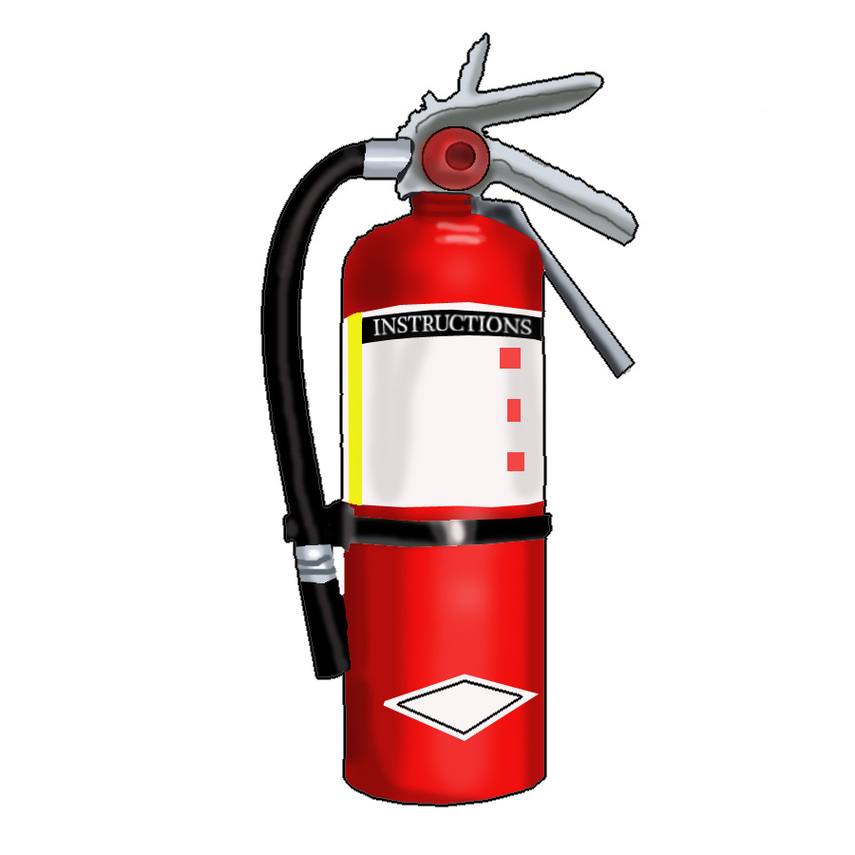 855x855 Fire Extinguisher Pictures Clip Art Fire Extinguisher Clipart Fire