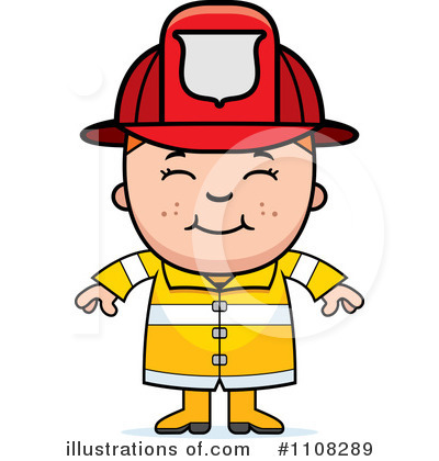 400x420 Firefighter Clipart