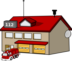 300x254 Firefighter Fire Department Clip Art To Download Image 5