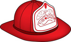 300x180 Firefighter Hat Clipart Clipart Panda