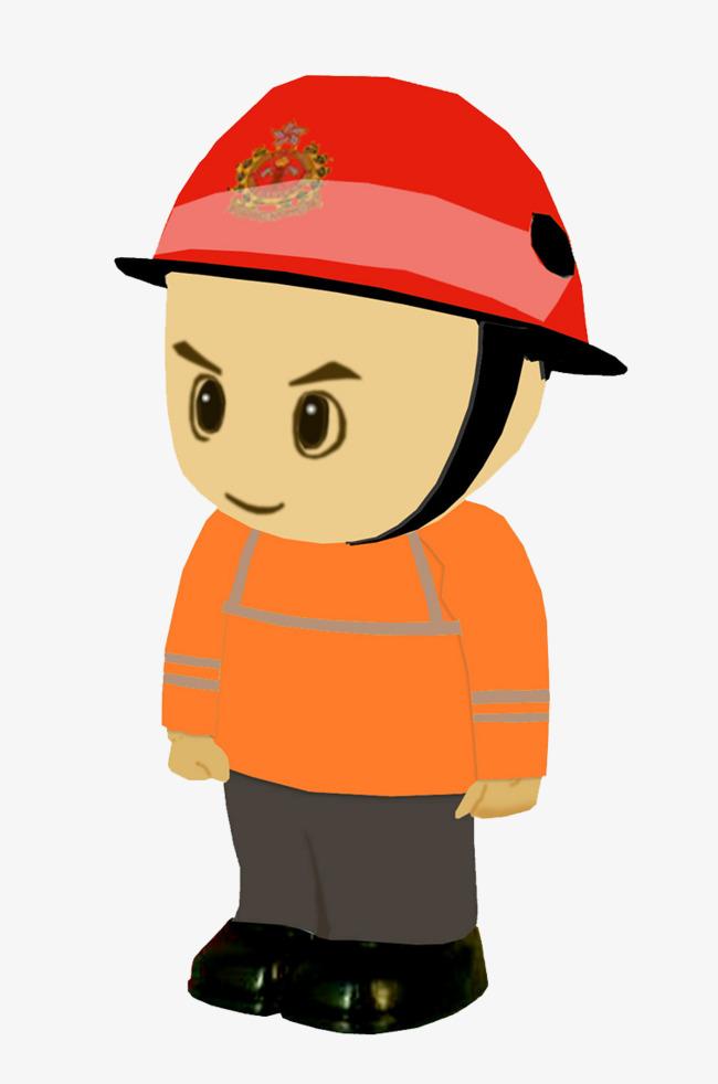 650x982 Fireman With Helmet, Fireman, Fire Fighter, Fire Control Png Image