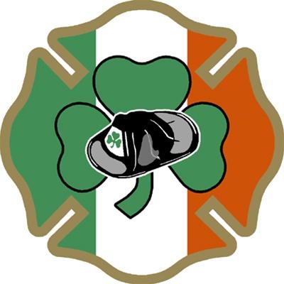 400x400 Irish Clipart Firefighter