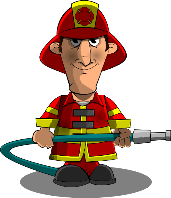 578x669 Free Firefighter Clipart Pictures