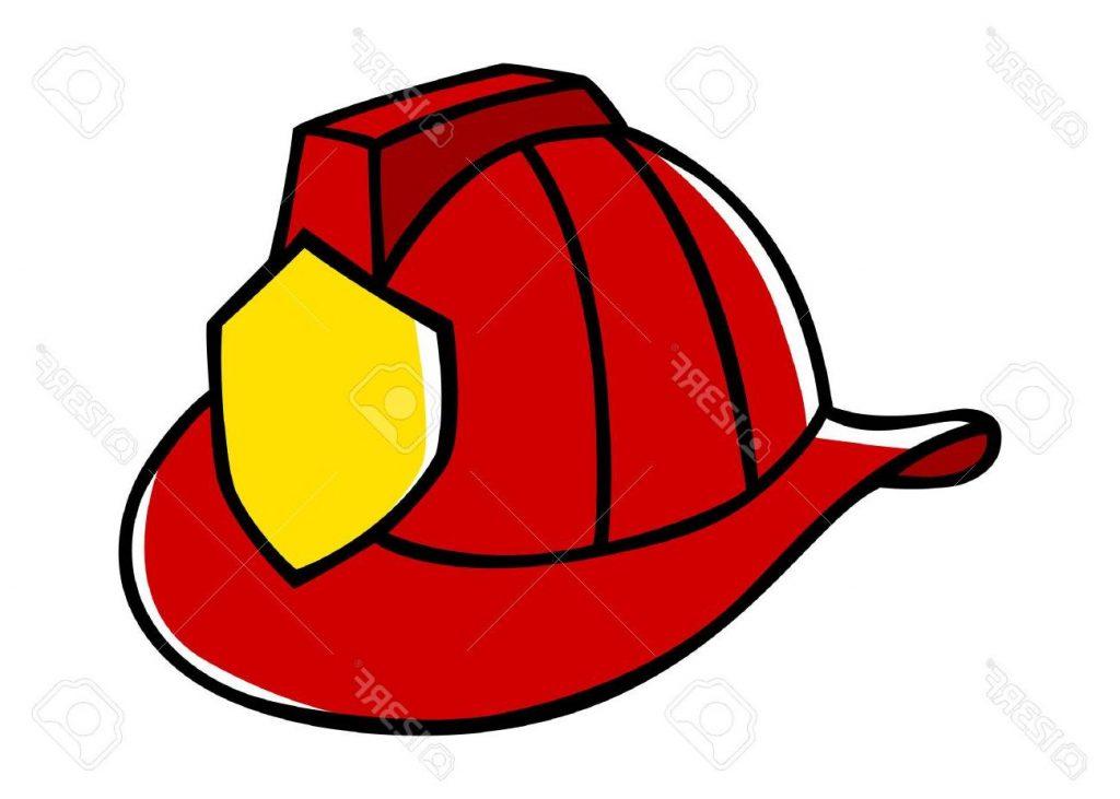 1024x731 Best Doodle Illustration Of Firefighter Helmet Images