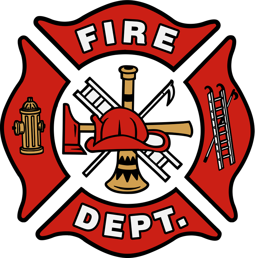 891x900 Fire Department Clip Art Free Logo Clipart Fire Department 2