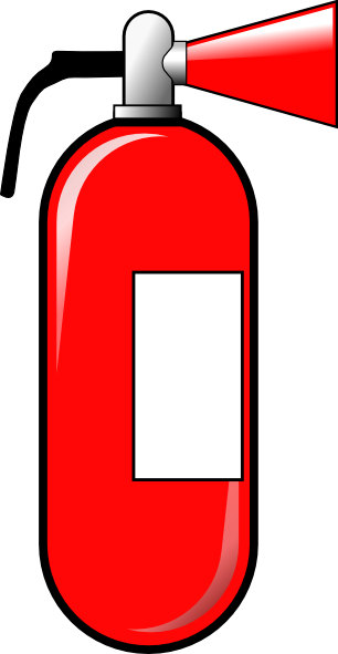 306x591 Collection Of Fire Extinguisher Clipart High Quality, Free