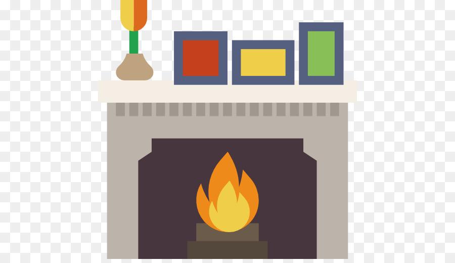 900x520 Fireplace Furnace Living Room Clip Art