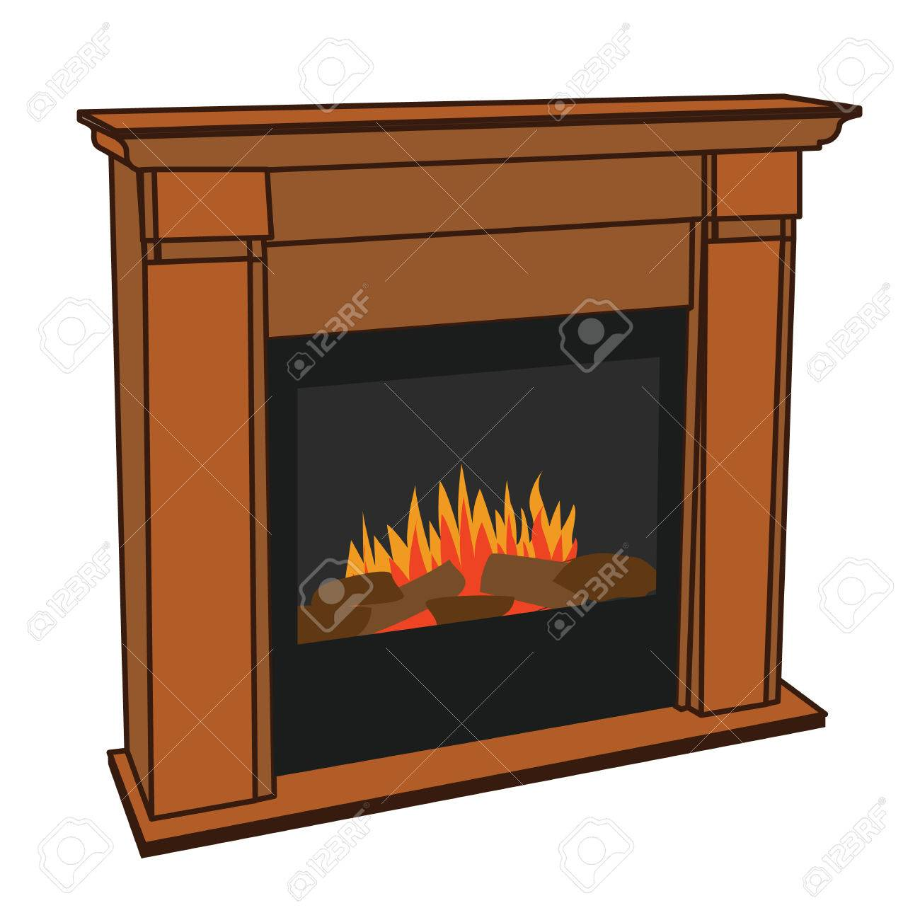 1300x1300 Wood Burning Fireplace Cliparts Free Download Clip Art