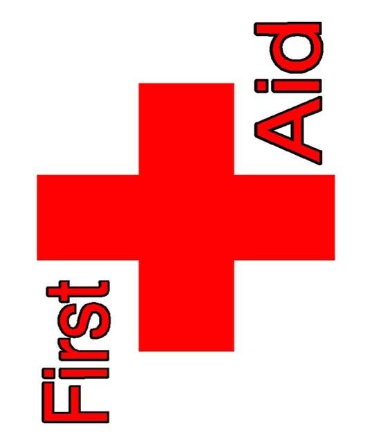 528x648 First Aid Logo Clipart