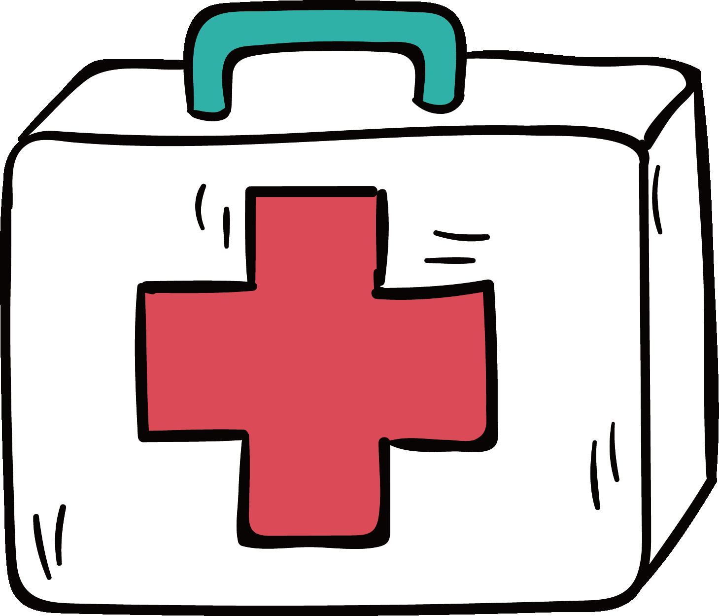 1459x1249 Medicine First Aid Kit Clip Art