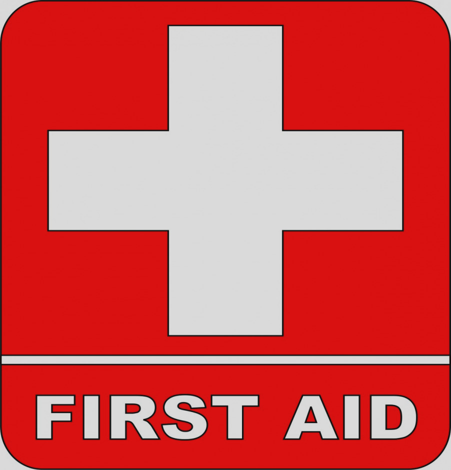 902x940 Trend First Aid Clip Art Free Clipart Download