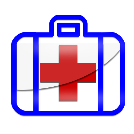 512x512 Case First Aid Kit Clipart Image