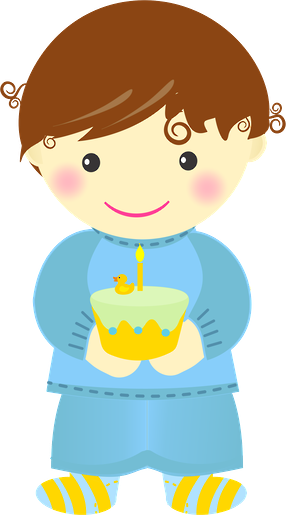 286x515 Baby's First Birthday Clip Art Clip Art