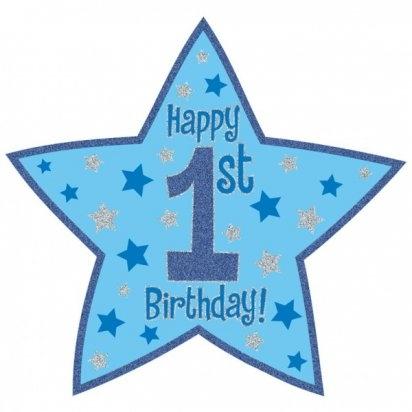 412x412 First Birthday Clipart
