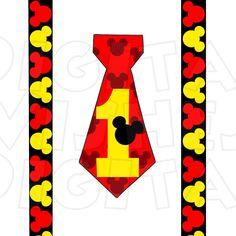 236x236 Mickey Mouse 1st Birthday Clip Art