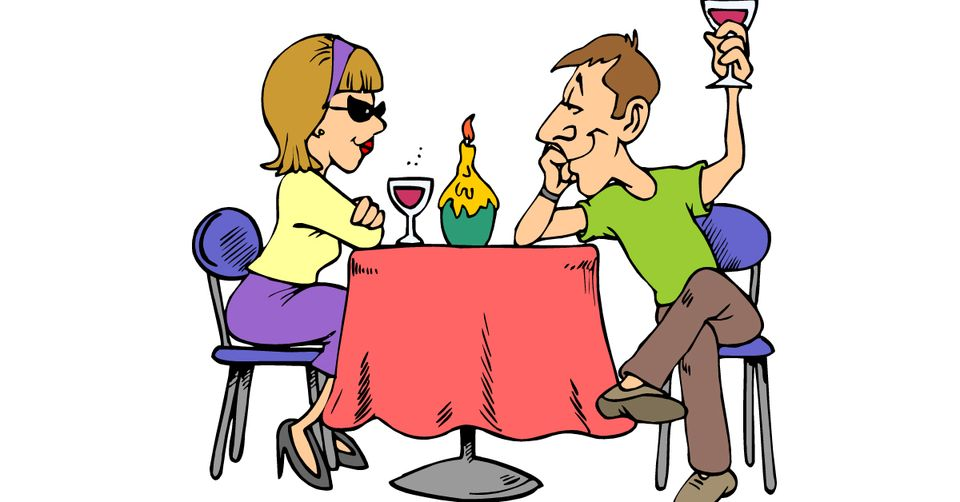 960x502 First Date Clip Art