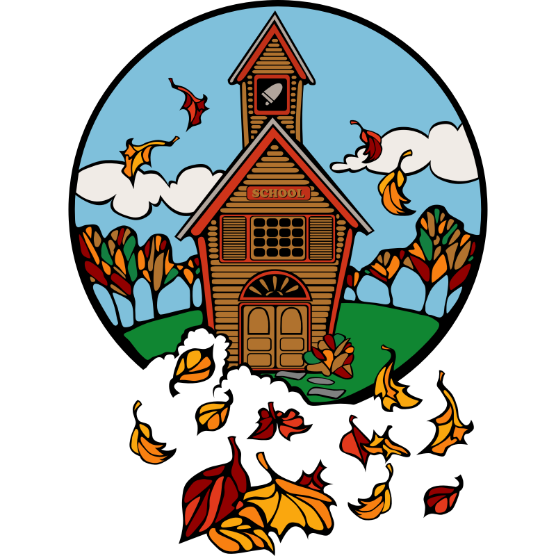 800x800 Cartoon Fall Pictures