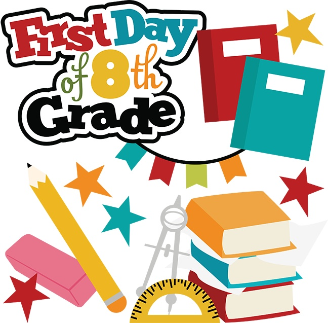 First Day Of Kindergarten Clipart