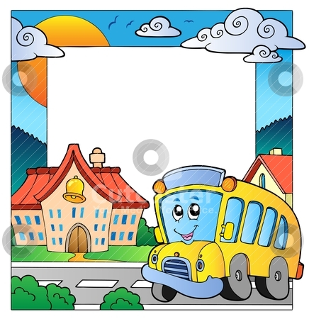 436x450 First Day Of School Frames Clipart Collection