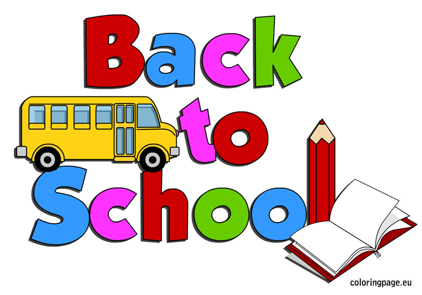 First Day Of School Clipart at GetDrawings.com | Free for ...