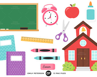 340x270 School Clip Art Back To School Clipart School Bus Clip Art