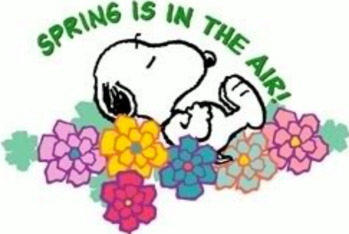 First Day Of Spring Clipart