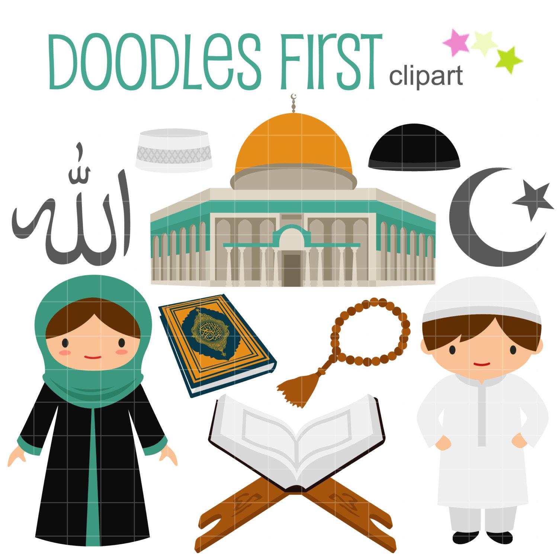 1500x1500 Islamic Culture Clip Art For Scrapbooking Card Making Cupcake