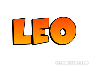 371x272 Leo Logo Free Name Design Tool From Flaming Text
