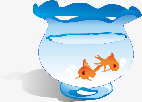 495x354 Goldfish Bowl Png, Vectors, Psd, And Clipart For Free Download