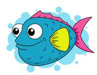 195x152 Free Fish Clipart