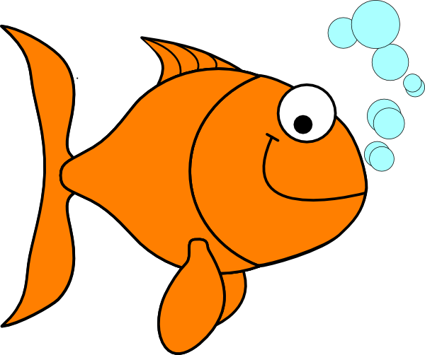 600x502 Surprising Goldfish Clipart Png Best Web Black And White Images