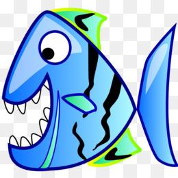 260x260 Cartoon Fish Bone Skeleton Clip Art