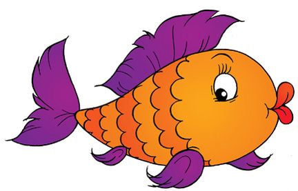 432x277 Cartoon Picture Of A Fish Free Download Clip Art Free Clip Art